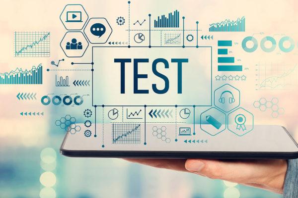 exámenes tipo test